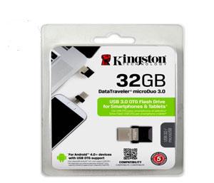 Kingston Data Traveler Micro Duo USB 3.0 -32GB